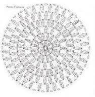 Resultado de imagen para sousplat de crochet patrones