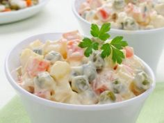 russian salad, ruska salata, recipe, recept, руска салата
