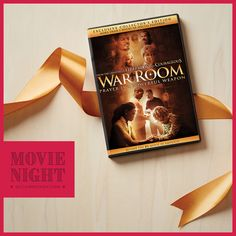 We've got you covered for your next family movie night. Grab the popcorn, kick back and enjoy. #movienight #WarRoom #familytime #FCmovienight
