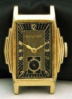Unique Fine Men's Watches selected just for you Watches For Men Unique, Vintage Watches For Men, Cool Watches, Wrist Watches, Men's Watches, Bulova Mens Watches, Art Deco Watch, Estilo Art Deco, Retro Mode