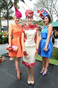 #VDJfashion #racefashion  Fashion winners | Melbourne Cup day at Eagle Farm | The Courier-Mail