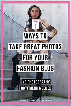Thinking about starting a fashion blog but not sure where to start? Or do you already have a fashion/style blog but spending too much on professional photography? These fashion blogging photography tips will show you the steps I have taken to get really awesome fashion shoots for my blog and most of them cost nothing. Suitable for new and established bloggers. Click through to find out more!