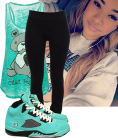"""""""Gym Work Out 2"""" by fashionsetstyler ❤ liked on Polyvore"""