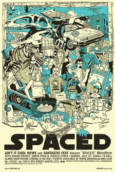 Mondo: The Archive | Tyler Stout - Spaced, 2008