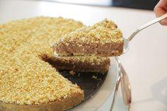 Nutellalı Cheesecake Tarifi - İdil Tatari - Yemek Tarifleri