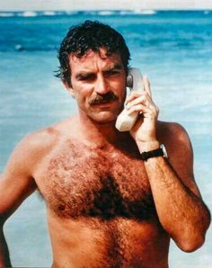 Hello, this is Tom Selleck, just confirming I have the greatest chest hair on earth? Ok cool, thanks, bye!