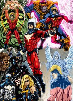 Captain Marvel Marvel Comics, Thanos Marvel, Marvel Fan, Marvel Heroes, Marvel Avengers, Ms Marvel Captain Marvel, Comic Book Characters, Comic Character, Comic Books Art