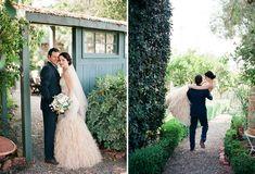 Gorgeous California Barn Wedding: Sadie + Mike