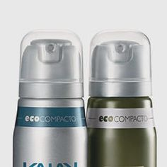 Desodorantes spray Kaiak e SrN