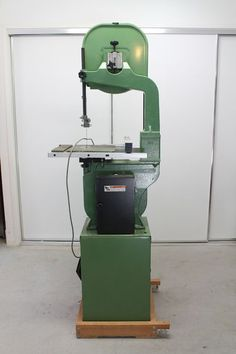 Give a $200 used bandsaw a tune-up!