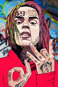 Stream Type Beat Tekashi ''Prison'' Trap/Rap Beat Instrumental (Vibzer Production) by Vibzer Production from desktop or your mobile device Blood Wallpaper, Rap Wallpaper, Rapper Art, Dope Wallpapers, Rap Beats, Hip Hop Art, American Rappers, Lil Pump, Dope Art