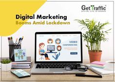 The need to stay indoors has increased the use of digital tools. Here is a brief synopsis about how Digital Marketing Services are gaining momentum in this lockdown. Digital Marketing Services, Tools, Life, Instruments