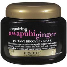 Organix Awapuhi Ginger Instant Recovery Mask