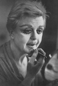 Angela Lansbury as Mrs. Lovett from Sweeney Todd