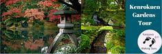 Kenrokuen Garden Tour