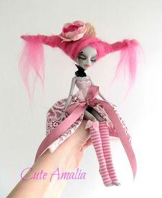 pink repaint by Cute Amalia, via Flickr