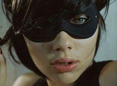 Masked -- Character inspiration #writing #novel #nanowrimo