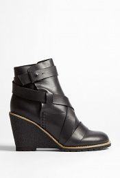 See by Chloé Shoes wedge ankle boot