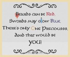 Hey, I found this really awesome Etsy listing at https://www.etsy.com/listing/220363799/lord-of-the-rings-love-poem-cross-stitch