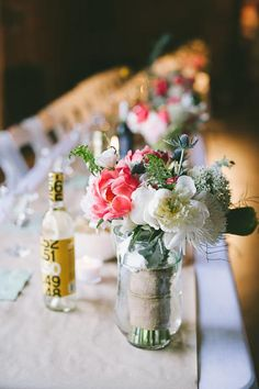 rustic chic decor // photo by Sharalee Prang