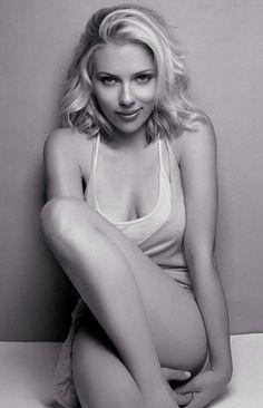 She is beyond beautiful Scarlette Johansson