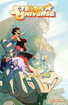 Steven Universe is just your normal everyday Beach City citizen-who is anything but normal! Join Steven as he learns how to save the day with the help of Garnet, Amethyst, and Pearl, discovering what