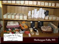 Sheboygan Falls Wisconsin's Designs By Deiter on Our Story's The Celebri...