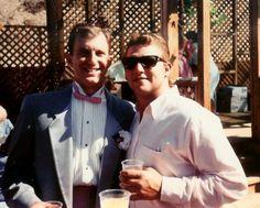 Randy and Mark 1989