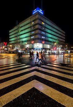 Helsinki, Times Square, Architecture, City, Modern, Travel, Arquitetura, Trendy Tree, Viajes