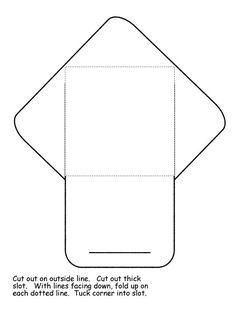 Кармашки для лэпбука шаблоны