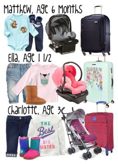 """""""✈️✈️✈️✈️"""" by red-velvet-n-pearls ❤ liked on Polyvore featuring Ted Baker, Gymboree, Diane Von Furstenberg, H&M, UGG, UGG Australia, Samsonite, Graco, Maxi-Cosi and UPPAbaby"""