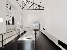 Amazing Water Cleaning Station Converted Into A Modern Living Space 20