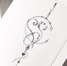 (notitle) – Tattoo – (notitle) – Tattoo – Related posts: Chinesische Symbolbedeutungen – Tattoo Shortlist – # … Tattoo ideas😍❤️ Tattoo Trends – women with small dragon tattoos # tattoo # body art # idea Mini Tattoos, Love Tattoos, Beautiful Tattoos, Body Art Tattoos, New Tattoos, Small Tattoos, Tattoos For Women, Tatoos, Ladies Tattoos