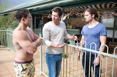 Neighbours: Tyler discovers he's not a Brennan brother next week