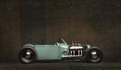 Fancy - Vintage Hot Rod