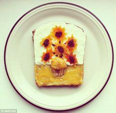 Ida Skivenes makes breakfast into an art form