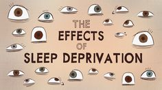 In the United States, it's estimated that 30 percent of adults and 66 percent of adolescents are regularly sleep-deprived. Staying awake can cause serious bodily harm. This video shows what happens to our body and brain when we skip sleep. Ted Talks Video, Insomnia Causes, Need Sleep, Natural Sleep Remedies, How To Stay Awake, What Happened To You, What Inspires You, Sleep Deprivation, Good To Know