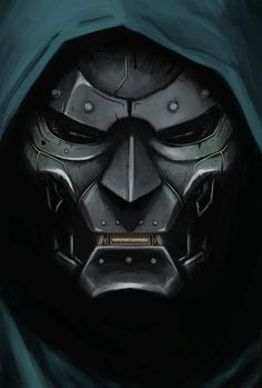 Doctor Doom (animated) by Marvel Dc Comics, Dr Doom Marvel, Marvel Vs, Marvel Heroes, Comic Villains, Marvel Characters, Doctor Doom, The Rocky Horror Picture Show, Marvel Entertainment