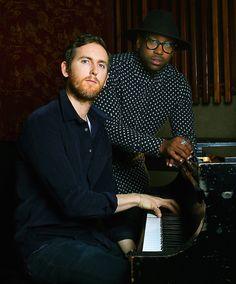 Jesse Carmicheal and PJ Morton