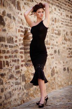 33363e56ff33 Ravelry  Knit dress Greek Goddess pattern by Fashion Martina Knitting  Patterns Free