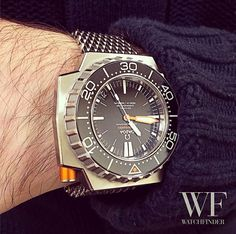 We featured the old school #omega #proplof recently so here's the newer one!