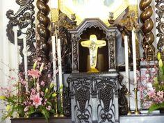 Capturador de Imágenes: Santuario Cenáculo de Bellavista. Solemnidad de la Asunción de María.15 de Agosto 2013. Celebró Padre Andrés Larrain