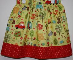 Going Camping    Size 2  8 by bubblenbee on Etsy