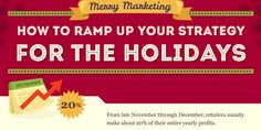 Businesses that fail to maximize the holiday shopping season miss a huge revenue opportunity.  Brands that invest only a small portion of their budget on timely, seasonal ads flounder while competitors with bigger budgets win the wallets of consumers.  Here are some of our favorite holiday marketing tips and examples to strategize your own strategy for the holidays: