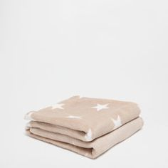 Image of the product FLEECE BLANKET WITH STARS