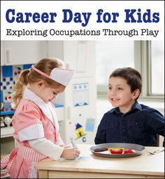 Career Day for Kids: Exploring Occupations through Play - Melissa & Doug Blog