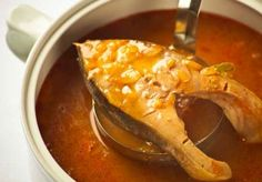 The secret of this Serbian recipe is in the slight, almost unnoticeable thickening of the soup.