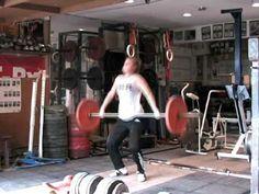 CrossFit - Snatch Demo