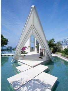 Bali Chapel Wedding - Tirtha Uluwatu Wedding Package Information is available