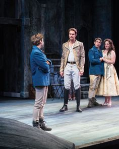 """A scene from Utah Shakespeare Festival's 2014 production of """"Twelfth Night."""" (Photo by Karl Hugh. Copyright 2014 Utah Shakespeare Festival.) www.bard.org, #utahshakes, #twelfthnight"""